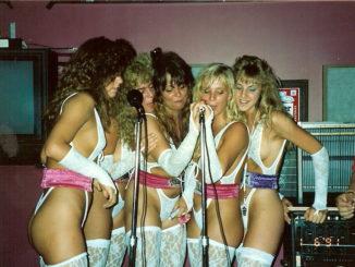 Billy Deans Foxy Fighting Revue January, 1991
